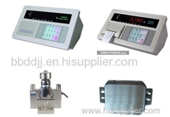 Aumomatic Weighing Indicator Truck Scale(
