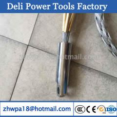Towing Socks Cable Pullers for Cables and Pipe export standard