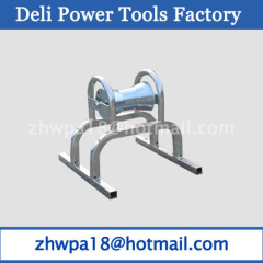 Good quality Straight Line Rollers Cable Laying roller