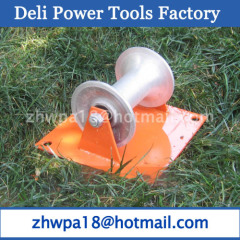Aluminum Roller for pipe laying Corner Rollers