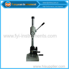 ASTM D 4846 Snap Button Pullout Tester