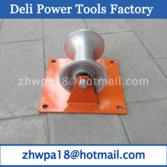 Bridge Roller Cable Laying roller Steel buried cable roller