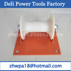Ground-cable laying Cable Laying Rollers Corner Rollers