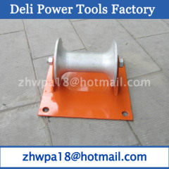 Aluminum Cable Laying Rollers paint colors