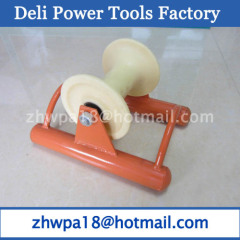 cable bundling trestle Cable rollers linear cable pulley