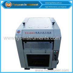 China Cotton Trash Analyzer