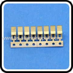 terminal continuous strip for car