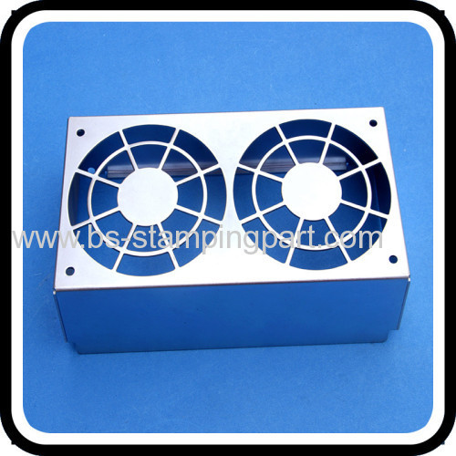 spring steel stamping heat dissipation