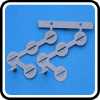 stainless steel stamping parts with fastener