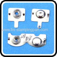 battery aaa spring contact