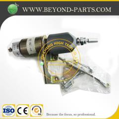 excavator stop solenoid shut-off valve 1751-3965-24