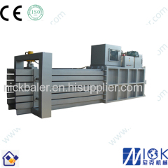 ISO quality control plastic roll scrap Baler Compactor