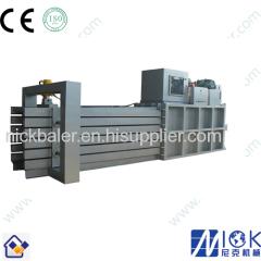 scrap Paper baler compactors