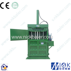 carton paper baling press machine