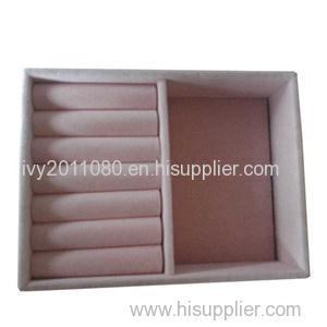 Jewelry Display Velvet Box