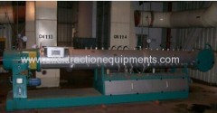 Oil extruding machine in the oil equipment