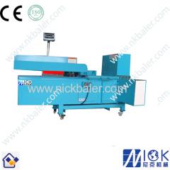 Used Rag Baler machine