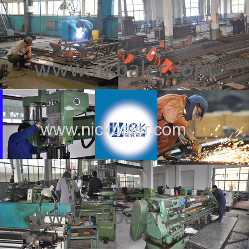 120 ton -150 ton per hour waste paper baler machine