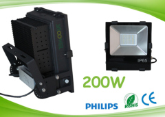 200w Outdoor LED floodlights with Philips 3030 SMD LED