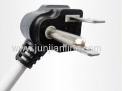 UL 3pin ac power cord