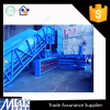 With Steel wire tie Waste paper baler machine