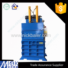 Cardboard Hydraulic Baler Machine