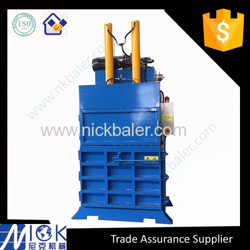 Cardboard Hydraulic Baler Machine