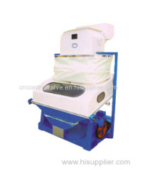 Paddy de-stoning process rice machine