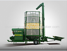 Grain dryer rice processing machine