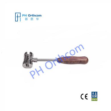 Locking Slide Hammer of Titanium Elastic Nail Instrument Set AO Standard General Orthopedic Instrument