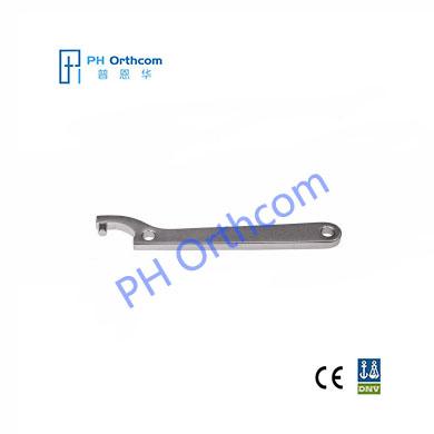 Spanner Wrench of AO Standard Titanium Elastic Nail Instrument Set General Orthopedic Instrument