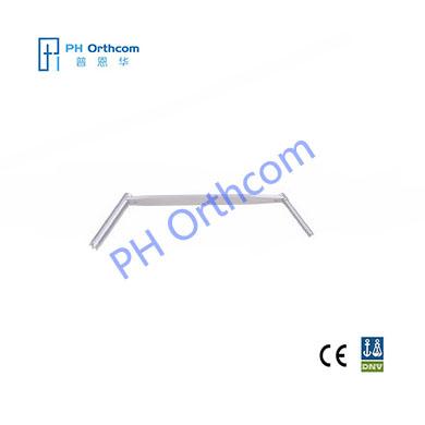 Двойной Дрель титановые Упругие Nail Инструмент Набор AO Стандартный General Instrument ортопедической