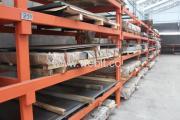 SPCC steel plate storage frame