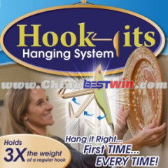 Holds 3X The Weight Of A Regular Hook