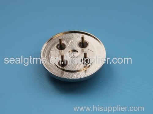 titanium battery top cover seals
