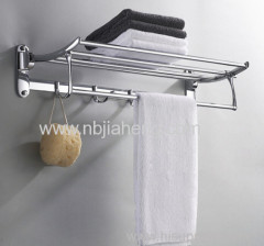 New style Wall Mount Rotary stainless steel Towel Rack
