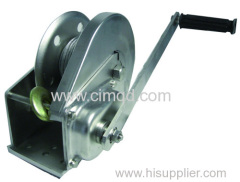 Brake Winch / Steel and Stainless Steel