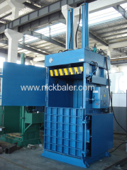 Vertical Baling machine Compactor