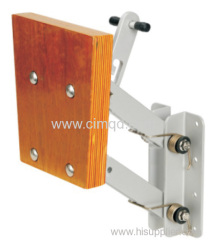 Motor Bracket Aluminum/ With Wooden Plate