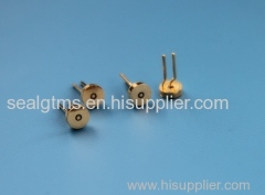 Housings for airbag ignitors