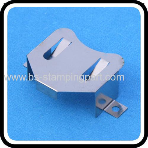 CR2032 spring steel battery holder
