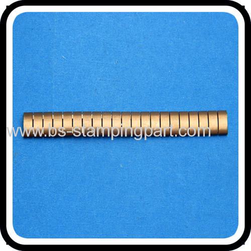 EMI shielding finger strips