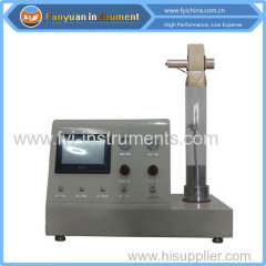Limited Oxygen Index With Smoke Density Tester