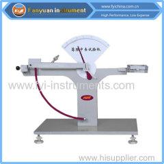 Film Pendulum Impact Testing Machine