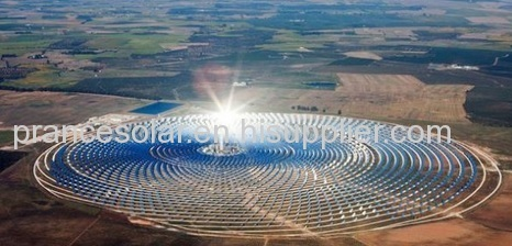 Solar Power electricity-An alternative source