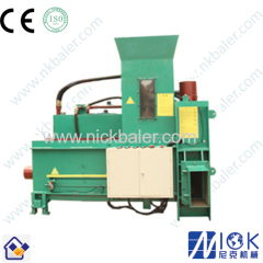 shaving press bagging machine