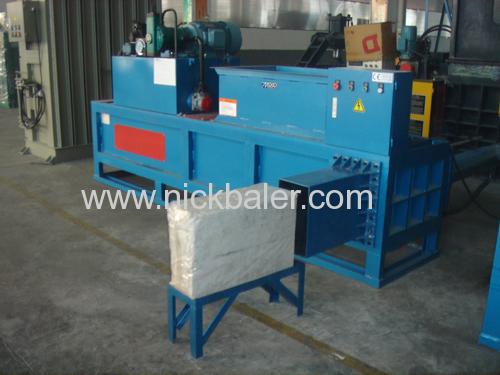 High Yield shaving press bagging machine