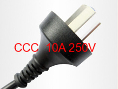 Factory direct CCC power plug wire