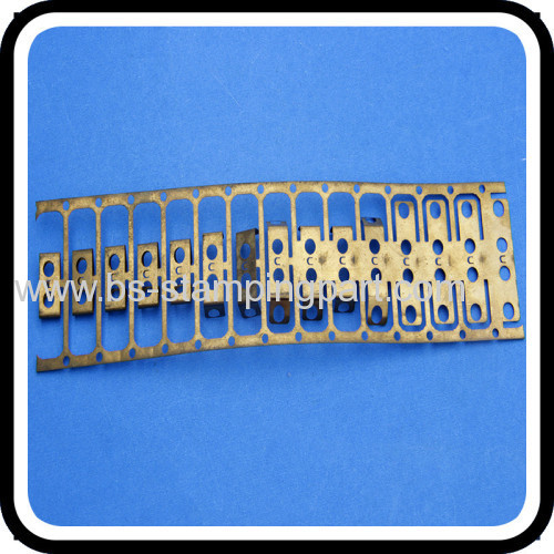 brass soldering terminal for electronics