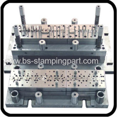 stamped parts stamped die OEM maker